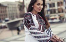 Українські вишиванки знову актуальні в моді