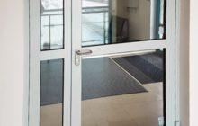 Установка дверей по правилам пожарной безопасности