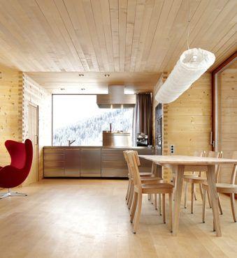 Возможности использования деревянной вагонки