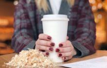 В России найдена экологичная альтернатива бумажно-пластиковому стаканчику
