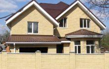 Особенности и преимущества желтого керамического облицовочного кирпича