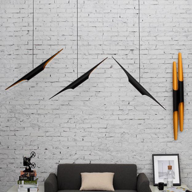 Выбираем дизайнерские подвесные светильники для дома