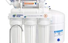 Как работает мембранный фильтр для воды?
