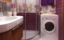 Как сделать ремонт ванной комнаты недорого и со вкусом